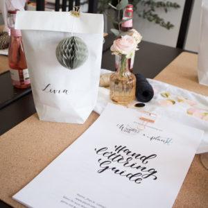 DIY Hochzeit Basteln